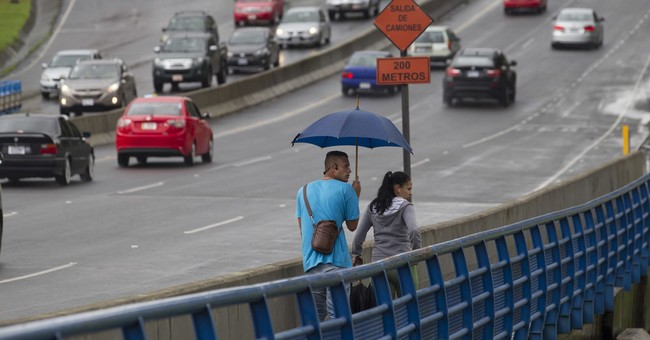 The Latest: Louisiana gov declares emergency ahead of Nate