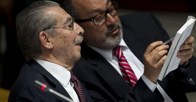 Ex-Guatemalan president accused of campaign corruption