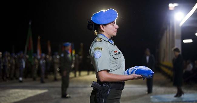 UN ending 13-year military peacekeeping mission in Haiti