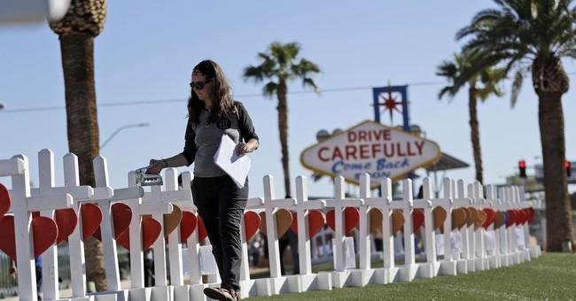Illinois man installs 58 crosses to honor Las Vegas victims