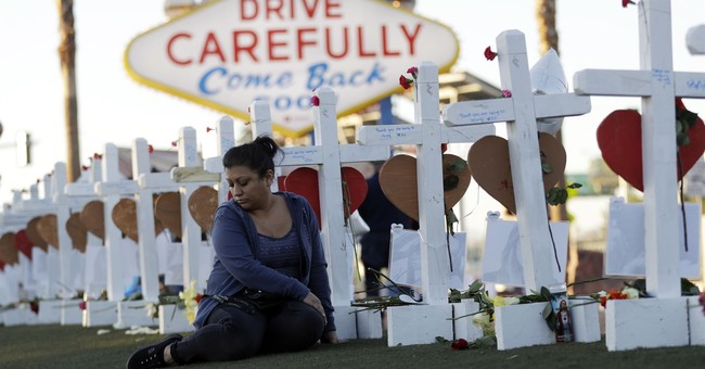 Firefighters recall arriving 1st at Las Vegas shooting