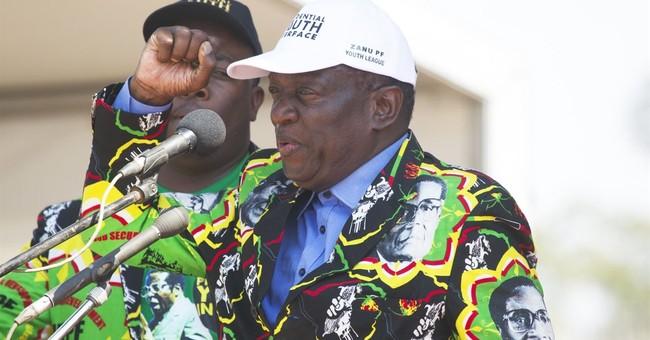 Zimbabwean talk about who will follow Mugabe gets murkier