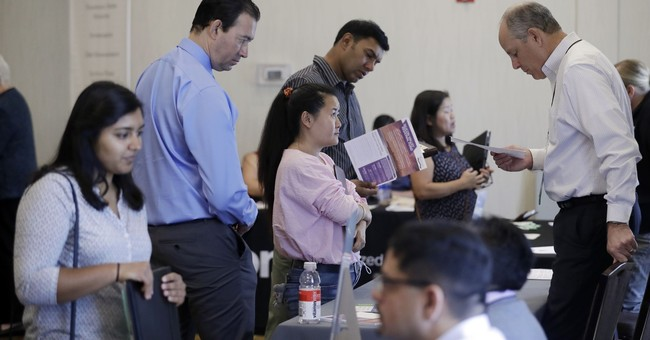 Hurricanes cause rare monthly US job loss but rebound likely