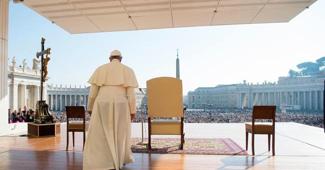 Pope denounces porn and corruption of kids' minds, bodies