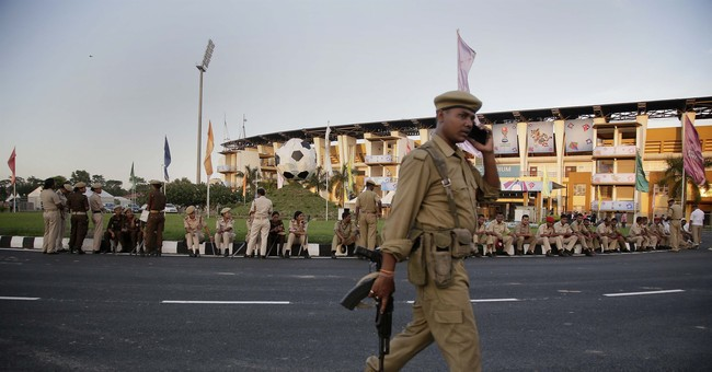 Air pollution high as India hosts Under-17 World Cup