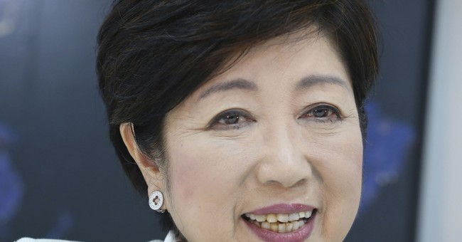 AP Interview: Tokyo Gov. vows to change nation from her city