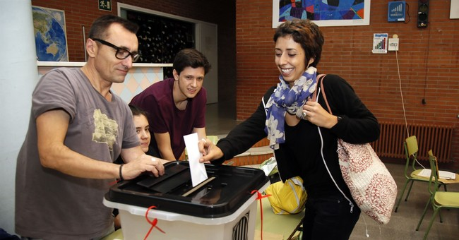 How Catalonia separatists pulled off vote despite crackdown