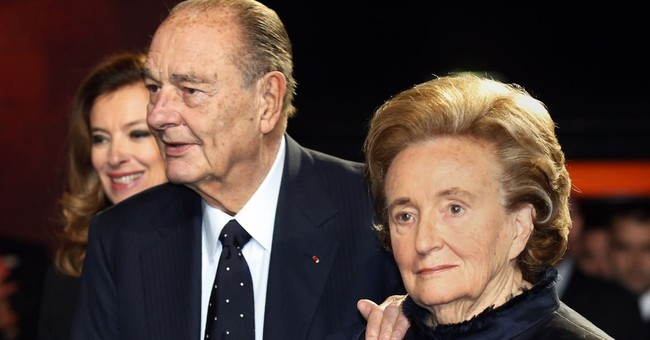 French city replaces JFK with Chirac in name of major street