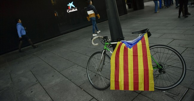 Spooked businesses shift headquarters out of Catalonia