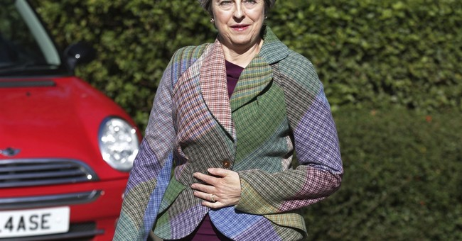 UK leader says she's 'resilient' amid leadership threats