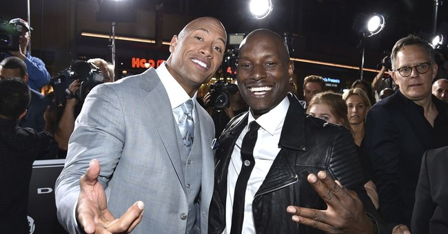 Tyrese calls Dwayne Johnson 'a clown' for 'Fast' spinoff