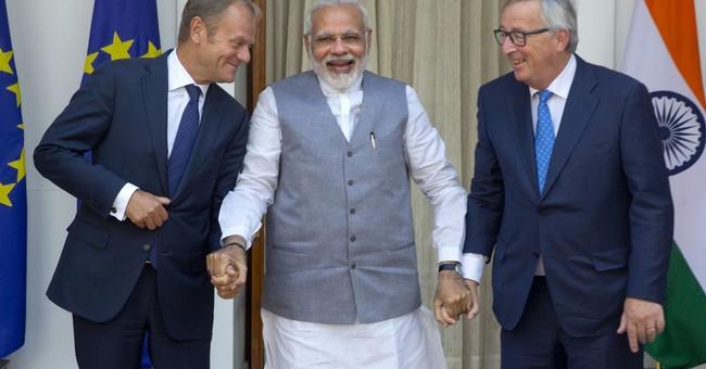 India, EU agree to tackle online extremism, radicalization