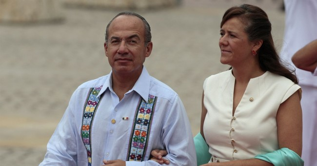 Mexican ex-first lady leaves party, hints at independent run