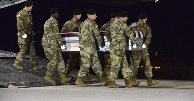 US officials: 4th US soldier dead after attack in Niger