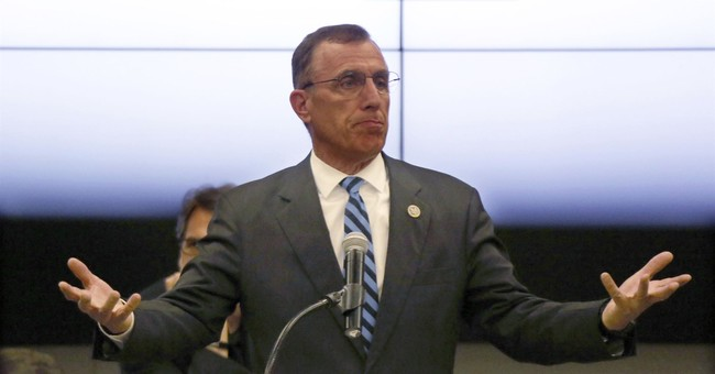 Abortion double-cross was beginning of end for congressman