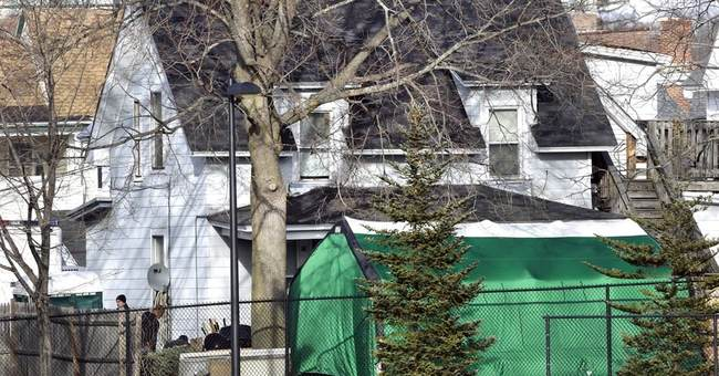Former neighbor recalls suspected killer as grieving widower