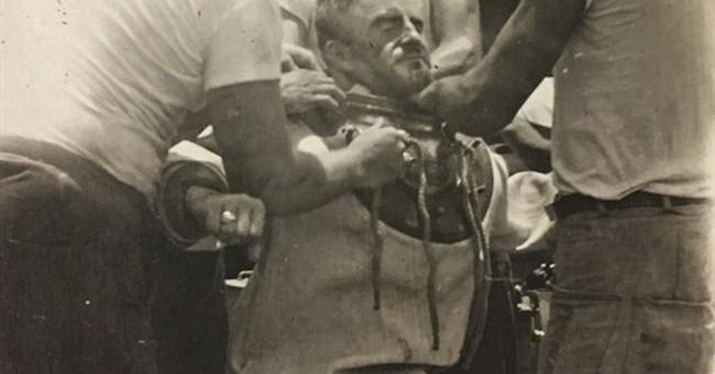 Pearl Harbor Navy salvage diver dies at 103