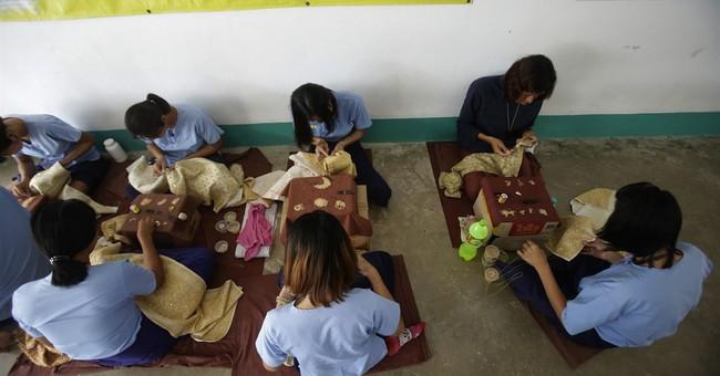 Thailand separates LGBT inmates, considers segregated prison