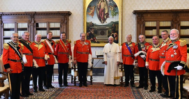 Knights of Malta: Pope writes to stress order's sovereignty