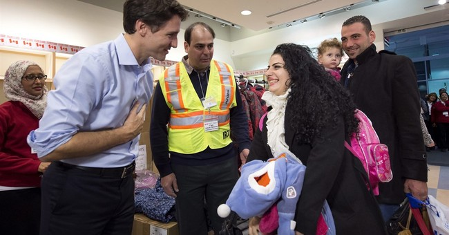 PM Trudeau says Canada welcomes refugees