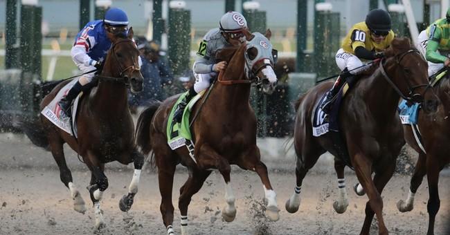 Arrogate tops California Chrome, rolls in Pegasus World Cup