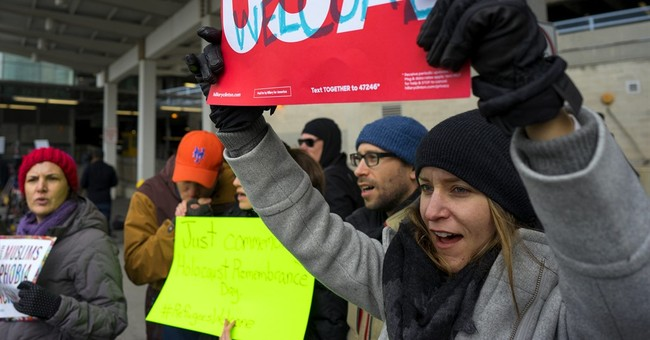 Trump shuts door on refugees, but will the US be safer?
