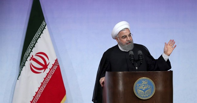 Iran president: 10 Trumps can't roll back nuke deal benefits