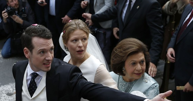 Serbia's dethroned royals hold a wedding in Belgrade