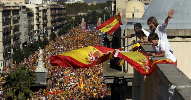 AP Explains: Status of high stakes Spain-Catalonia standoff