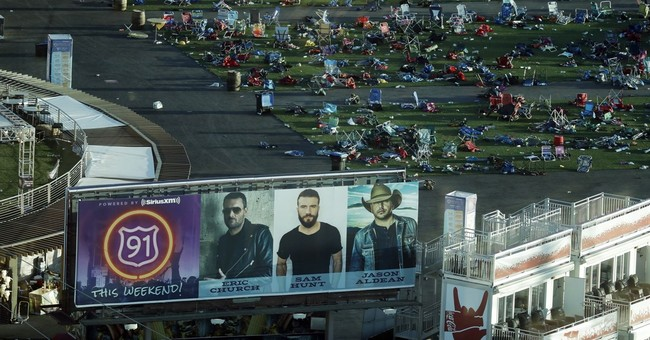Sheriff: Shooter shot guard before he fired on concert-goers