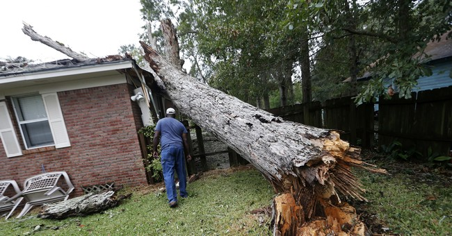 A weakened Nate brings flooding, power outages to Gulf Coast