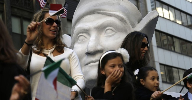 Indigenous Peoples Day? Italians say stick with Columbus