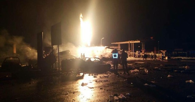 Death toll rises to 7 in gas station explosions in Ghana
