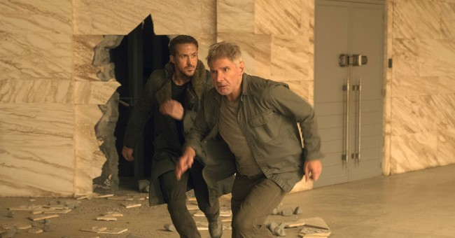 'Blade Runner 2049' tops box office but still disappoints