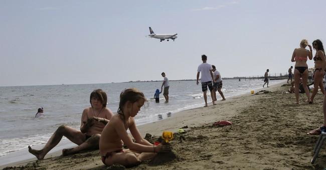 EU report: Cyprus' rival air traffic controls increase risks