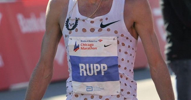 Rupp 1st American to win Chicago Marathon since 2002