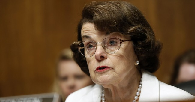 Calif. Democrat Feinstein hints at Senate re-election run