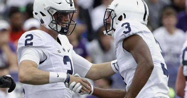 AP Top 25 shakeup: Penn State to 3; Wazzu, Auburn in top 10
