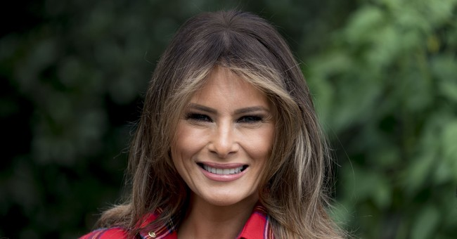 Melania Trump filling out her agenda as first lady