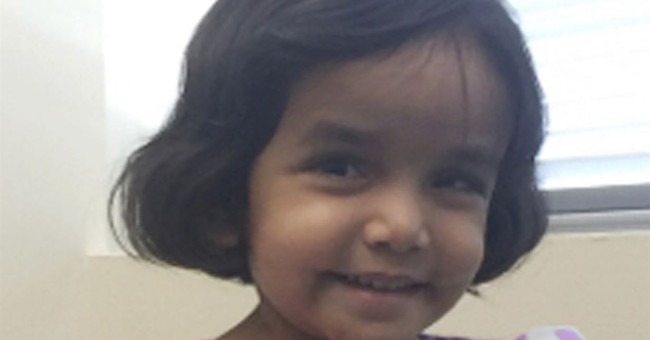 Police: Texas girl, 3, missing after late-night punishment