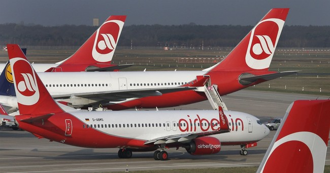 Germany's bankrupt Air Berlin will end flights this month