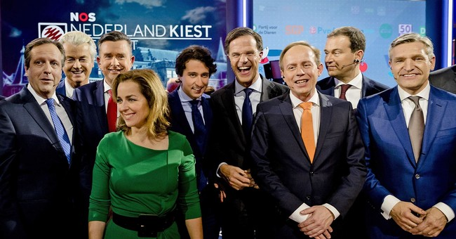 After 208 days, 4 Dutch parties agree on govt coalition