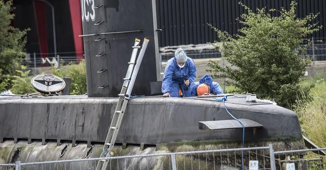Danish police says submarine inventor won't talk anymore