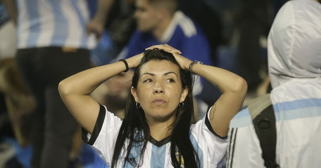 Get out the calculators: Argentina may miss World Cup