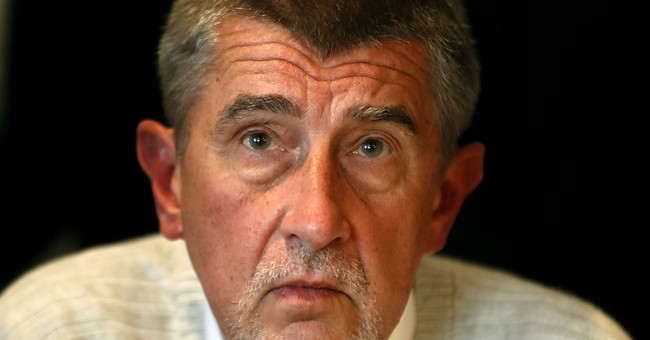 Leading Czech prime minister candidate charged with fraud