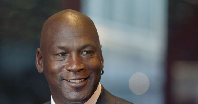 Hornets' Jordan donates $7 million to build medical clinics