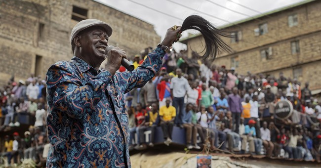 Kenya opposition leader withdraws from fresh election