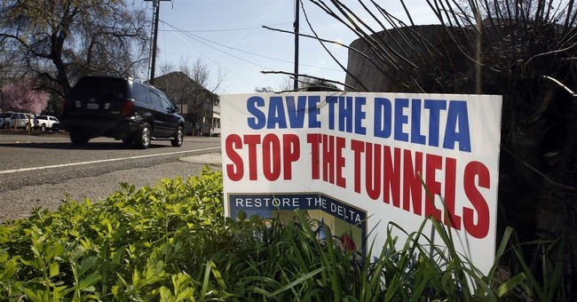 Big water tunnels project OK'd by Southern California agency