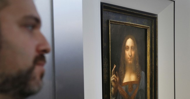 Leonardo painting up for auction with $100 million estimate