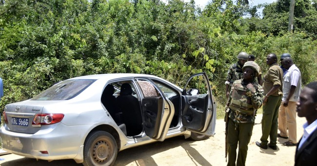 2 dead as gunmen fire on Kenya university staff, say police